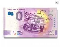 Italia 0 € 2020 Dell'Emilia Romagna - Imolan GP -juhlavuosiversio UNC