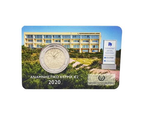 Kypros 2 € 2020 Neurologia & Genetiikka BU coincard
