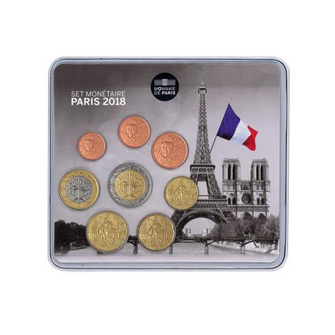 Ranska 2018 Pariisi rahasarja BU
