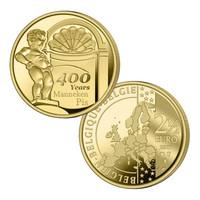 Belgia 2,5 € 2019 Manneken Pis BU