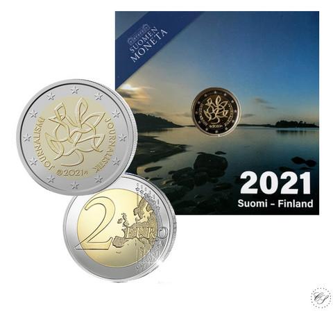 Suomi 2 € 2021 Journalismi & Tiedonvälitys, Proof