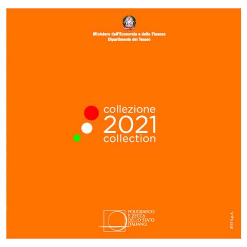 Italia 2021 BU rahasarja 3,88 €