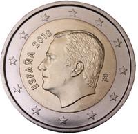 Espanja 2 € 2021 Felipe VI UNC