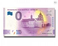 Saksa 0 € 2021 Martfeldin linna -juhlavuosiversio UNC