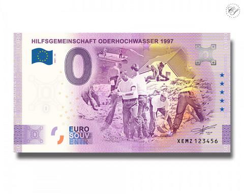 Saksa 0 € 2021 Hilfsgemeinschaft UNC