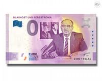 Saksa 0 € 2021 Glasnost & Perestroika UNC