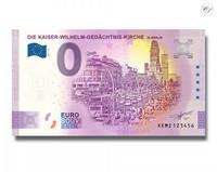 Saksa 0 € 2021 Keisari Vilhelmin muistokirkko UNC