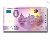 Alankomaat 0 € 2021 Johannes Vermeer 2/6 UNC
