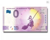 Ranska 0 € 2021 Les Misérables - Cosette UNC