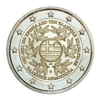 Kreikka 2 € 2021 Vallankumous 200 v.