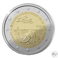 Suomi 2 € 2021 Ahvenanmaan itsehallinto 100 vuotta