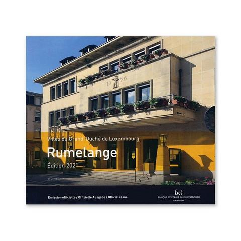 Luxemburg 2021 BU rahasarja Rumelange, molemmat versiot