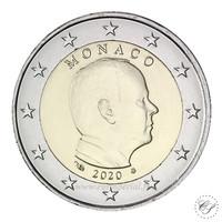 Monaco 2 € 2021 Albert II