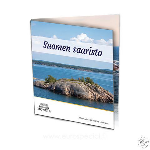 Suomi 2021 Suomen saaristo -rahasarja