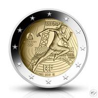 Ranska 2 € 2021 Pariisin olympialaiset 2024, irtokolikko