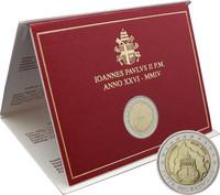 Vatikaani 2 € 2004 Vatikaanivaltio 75 vuotta