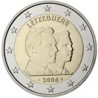 Luxemburg 2 € 2006 Guillaume