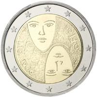Suomi 2 € 2006 Äänioikeus 100 vuotta