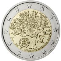 Portugali 2 € 2007 EU- puheenjohtajuus