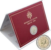 Vatikaani 2 € 2008 Apostoli Paavali