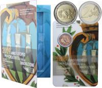 San Marino 2 € 2009 Luovuuden ja innovoinnin teemavuosi