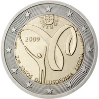 Portugali 2 € 2009 Lysophony Games
