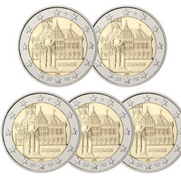 Saksa 2 € 2010 Bremen / Raatihuone & Roland A-J