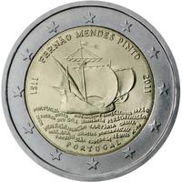 Portugali 2 € 2011 Fernão Mendes Pinto