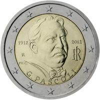 Italia 2 € 2012 Giovanni Pascoli