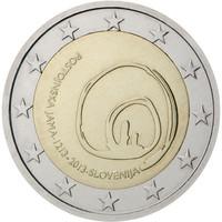 Slovenia 2 € 2013 Postojnan luolasto