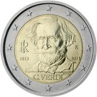 Italia 2 € 2013 Giuseppe Verdi