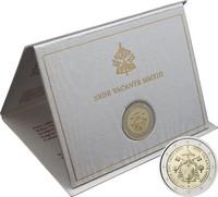 Vatikaani 2 € 2013 Sede Vacante MMXIII