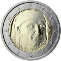 Italia 2 € 2013 Giovanni Boccaccio