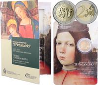 San Marino 2 € 2013 500 vuotta Pinturicchion kuolemasta