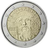 Suomi 2 € 2013 F. E. Sillanpää