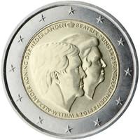 Alankomaat 2 € 2014 Double Portrait