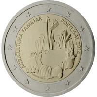 Portugali 2 € 2014 Perheviljelmät