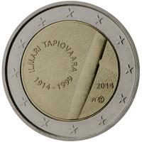 Suomi 2 € 2014 Ilmari Tapiovaara