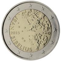 Suomi 2 € 2015 Jean Sibelius