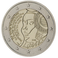 Ranska 2 € 2015 Fête de la Fédération
