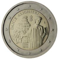 Italia 2 € 2015 Dante Alighieri