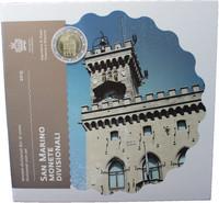 San Marino 2015 3,88 € BU rahasarja