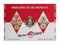 Monaco 2009 BU rahasarja