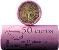Ranska 2 € 2012 rulla