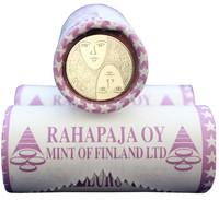 Suomi 2 € 2006 Äänioikeus 100 vuotta rulla