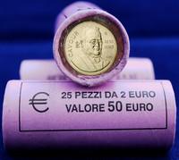 Italia 2 € 2010 Camillo Cavour rulla