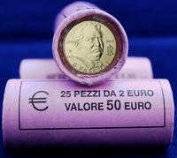 Italia 2 € 2012 Giovanni Pascoli rulla