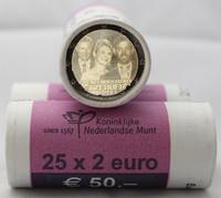 Luxemburg 2 € 2012 Kuninkaalliset häät rulla