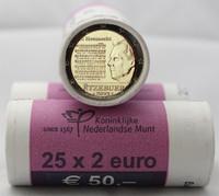 Luxemburg 2 € 2013 Kansallishymni rulla