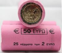 Kreikka 2 € 2013 Kreeta osana Kreikkaa 100 vuotta rulla
